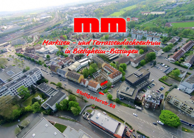 mm Markisen in Bietigheim Bissingen